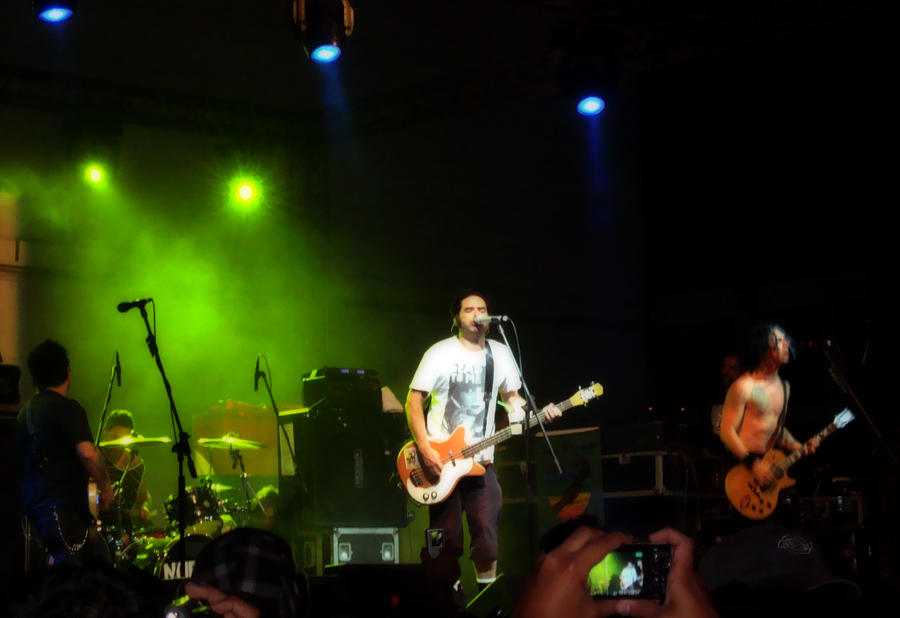 NOFX  in Venezuela 2 by rxchubx