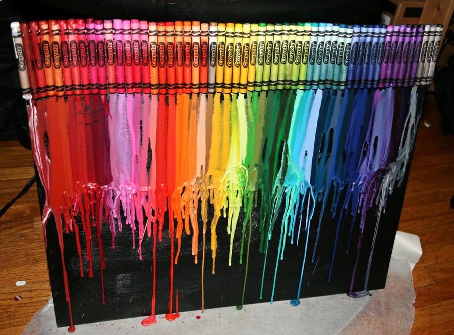 Spectral Crayons II by queenofcatz