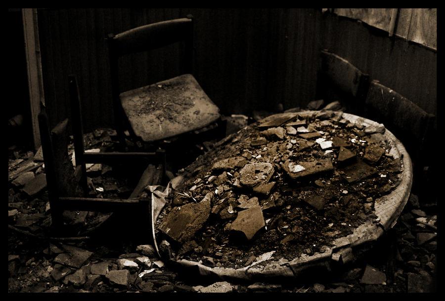 dereliction by violentinephoto