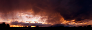 Mystical Sunset by DixonArt