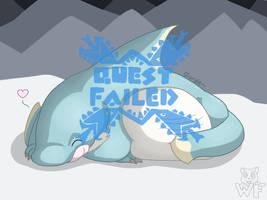 Quest Failed: Zamtrios Food