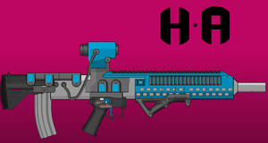 Hydra arms: Space Mace