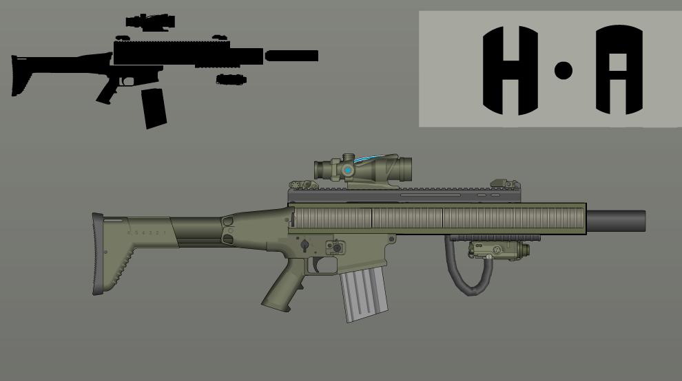 Hydra Arms Inc.: Boomslang by stealth-ninja-65