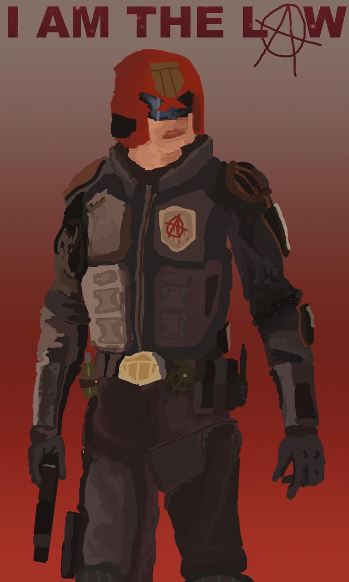 Judge Dredd by stealth-ninja-65