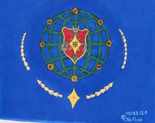UNA Civilian Flag