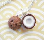 Coconut Necklace V2