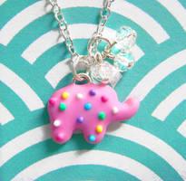 Elephant Animal Cookie by KawaiiCulture