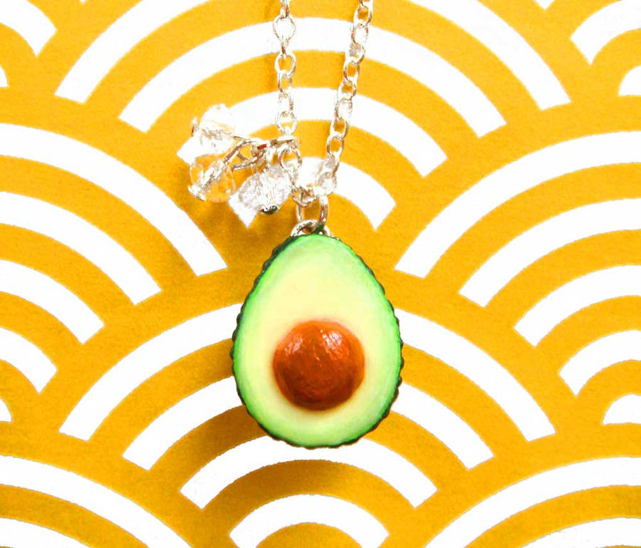 Avocado Necklace - Single by KawaiiCulture