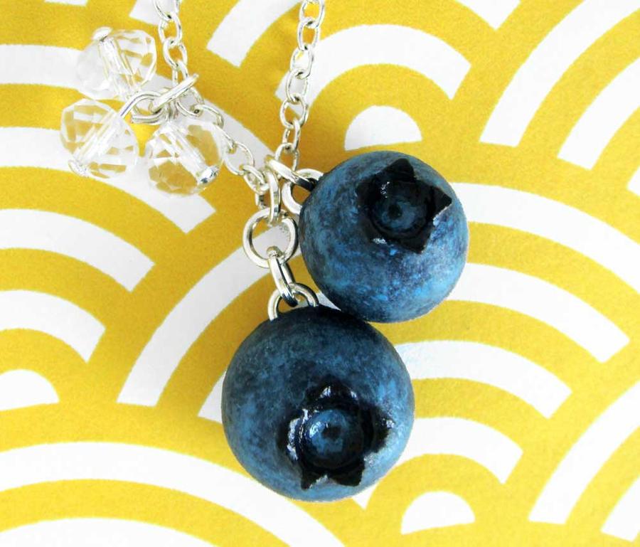 Blueberry - design update by KawaiiCulture