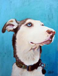 dog. by KawaiiCulture