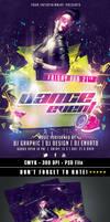 Dance Event Flyer