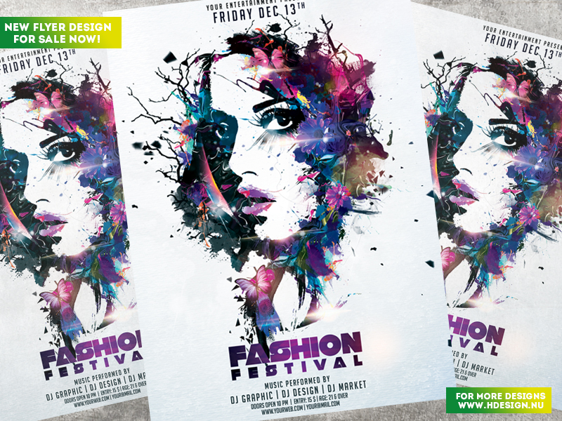 Fashion Festival by HDesign85