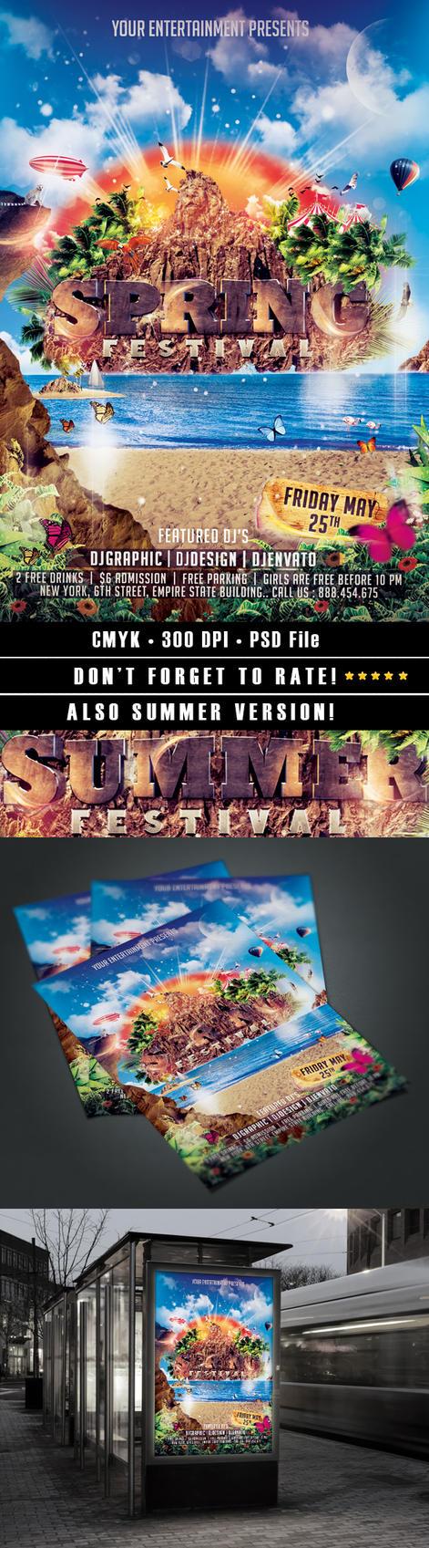 Spring Festival by HDesign85