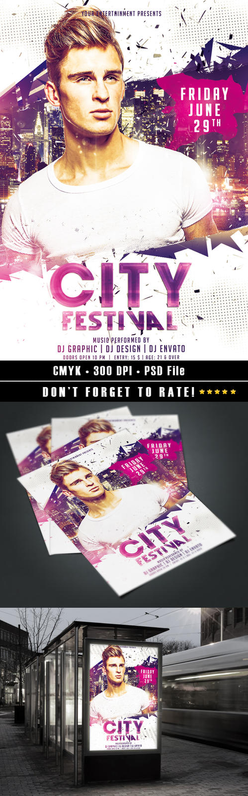 City Festival by HDesign85