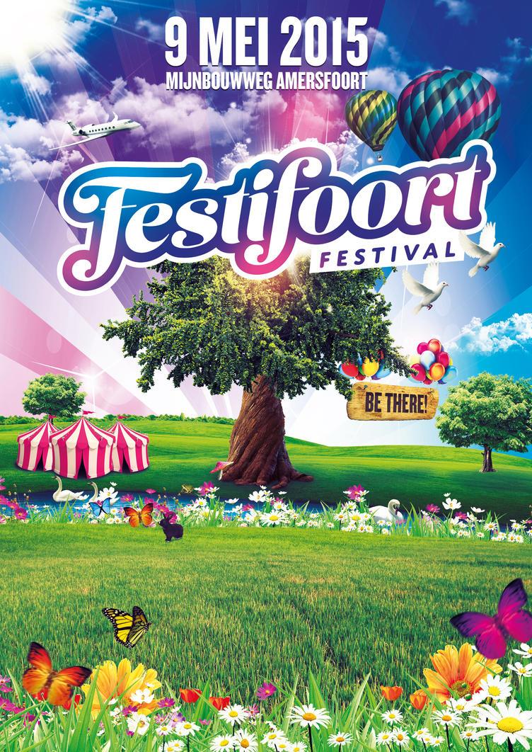 Festifoort poster by HDesign85