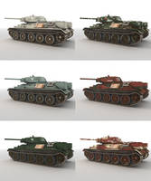 t34 colors by snuff75x