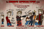 Sephiramy's Zombie Apocalypse Meme