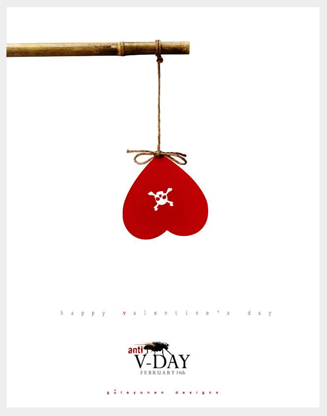 Anti V-Day 2009 - Danger Zone by morgueprincess