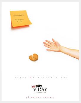 Anti V-Day 2009 - Bon Appetit
