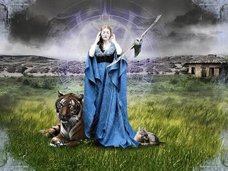 Beast Mistress by Sarienn