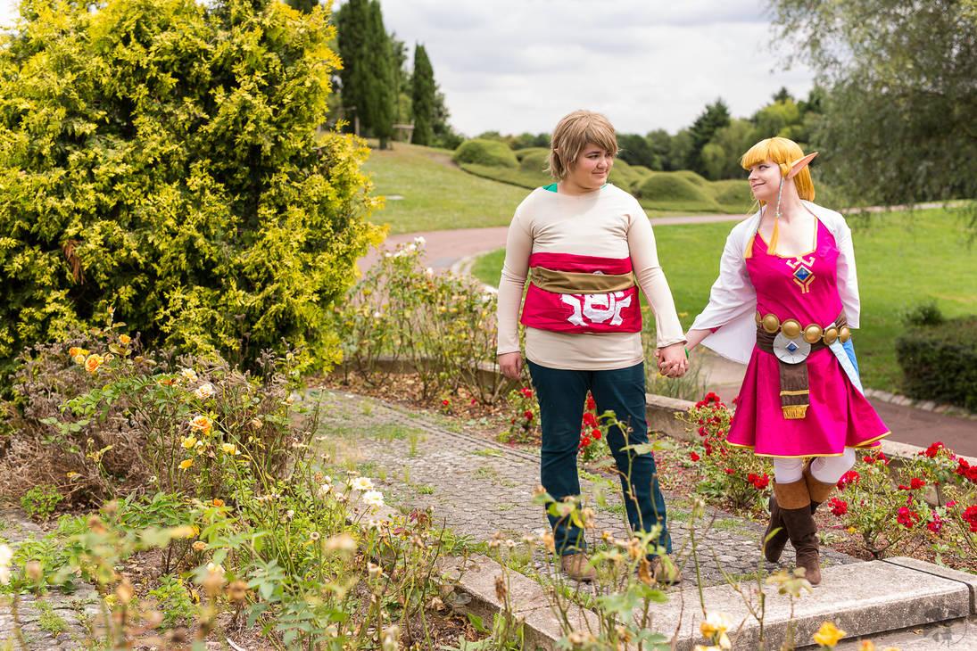 Link, would you follow me? by Yuli-chan