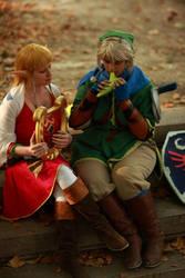 Harp VS Ocarina concerto
