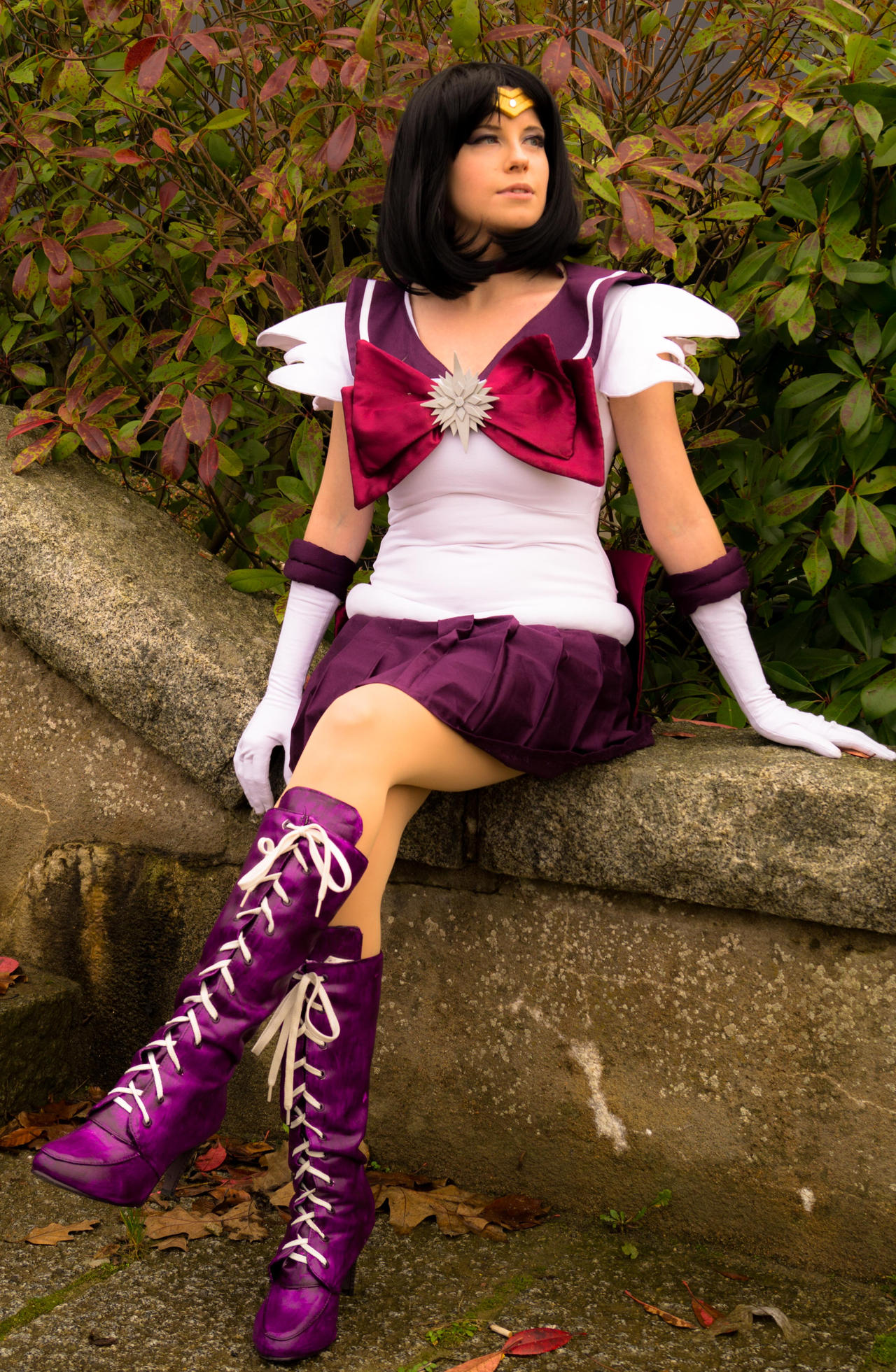 Super Sailor Saturn by Yuli-chan