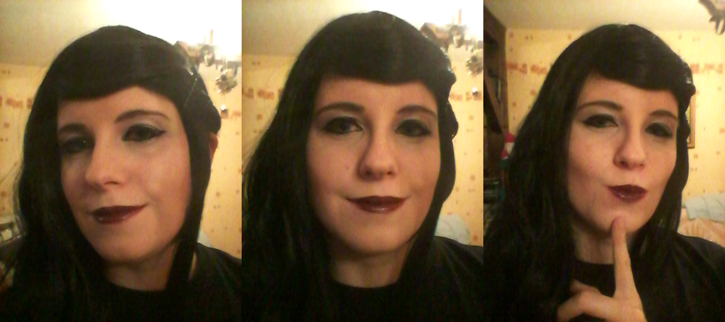 Asami Make Up WIP - LoK by Yuli-chan