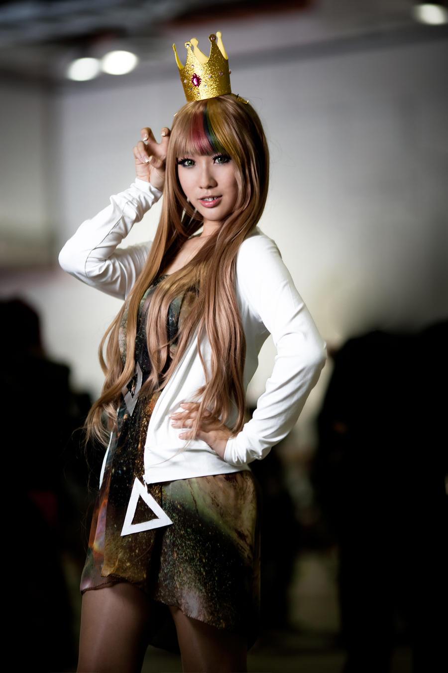 STGCC 2012: Vocaloid - Galaco by emi-liaricx