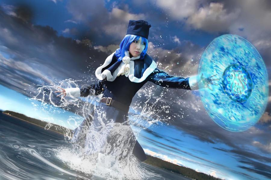 Fairy Tail - Juvia Lockser by emi-liaricx