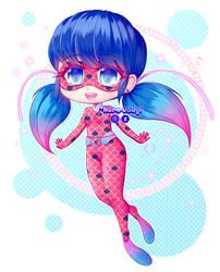 Aqua Ladybug