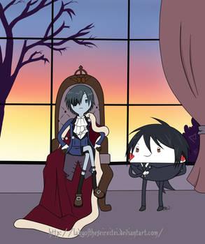Kuroshitsuji Time! Funtom Kingdom
