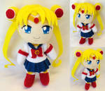 Chibi Plushie, Sailor Moon