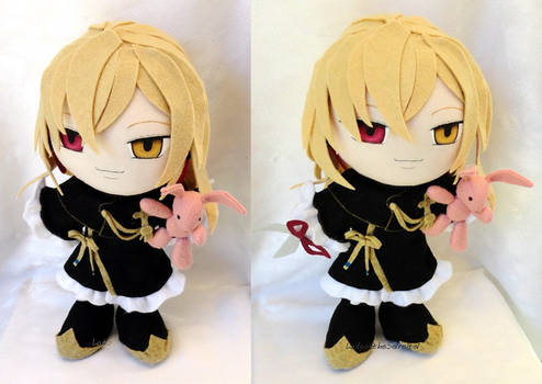 Commission, Plushie Vincent Nightray