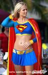 laura vandervoort as supergirl