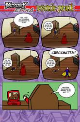 cosmic prank: page 3