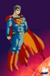 Superman:sun