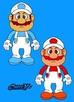 Alt-Mario-Bros-2 by Chris-V981