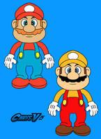 Alt-Mario-Bros-5 by Chris-V981