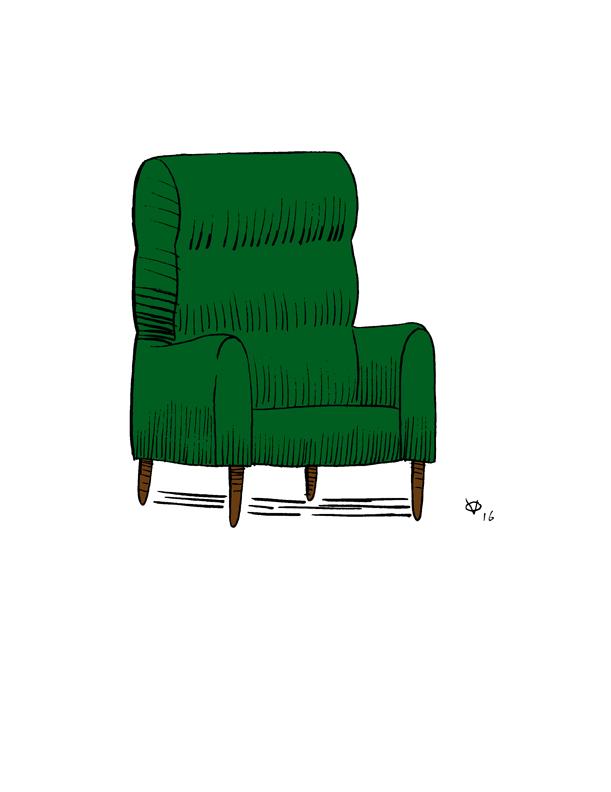 Bearing-chair by Chris-V981