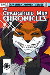 GMC #7 alt cover by Chris-V981