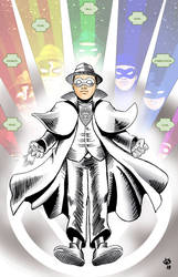 White Lantern: linkara