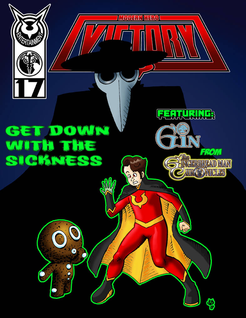 v 17: Get down with the sickness by Chris-V981