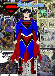 SUPERMAN COLOR TEST 1