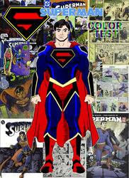 SUPERMAN COLOR TEST 2