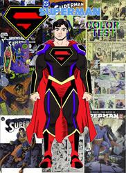 SUPERMAN COLOR TEST 3