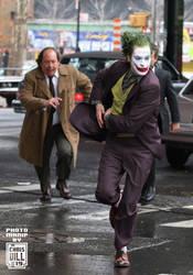 The Joker: the human trigger warning