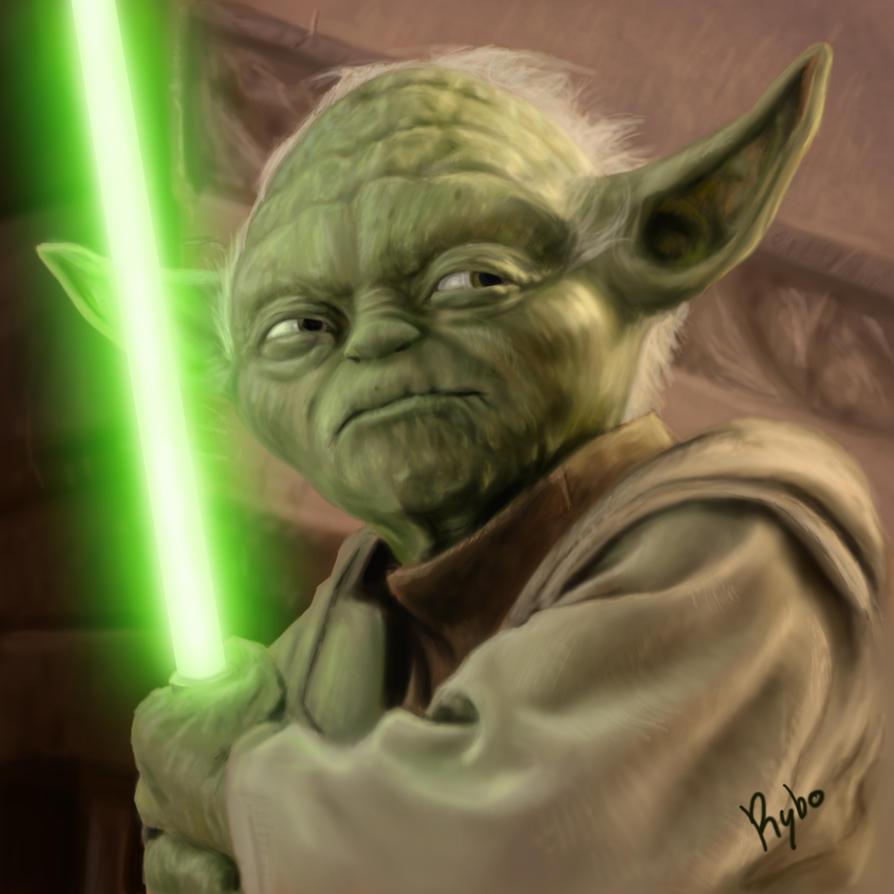 Yoda Y O D A By BrokenSandwich On DeviantArt