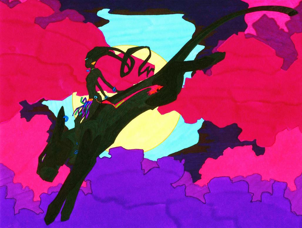 Sfynx-Rider by Yenk