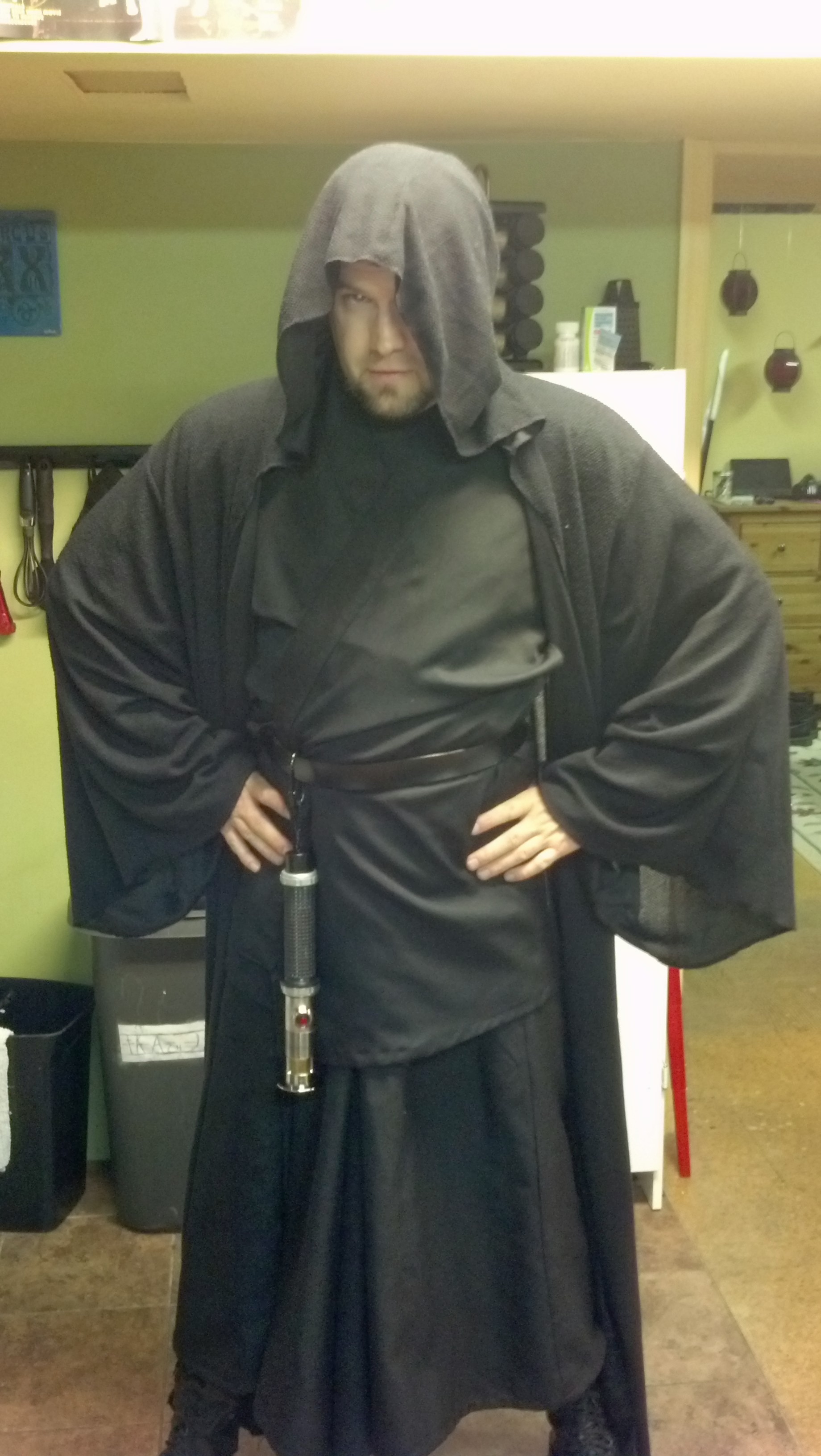 Sith cosplay by Dark-Capricorn